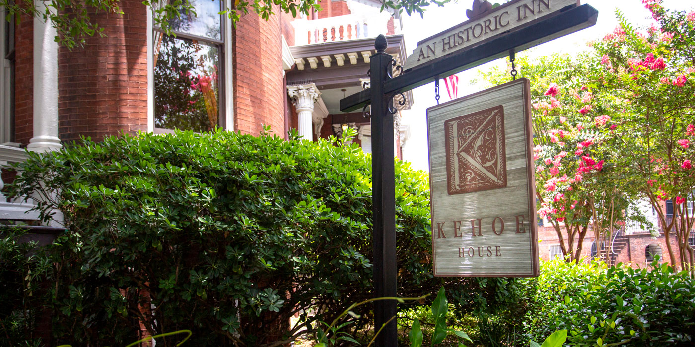 About The Kehoe House Bed and Breakfast in Savannah