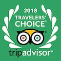 2018 TripAdvisor Travelers Choice