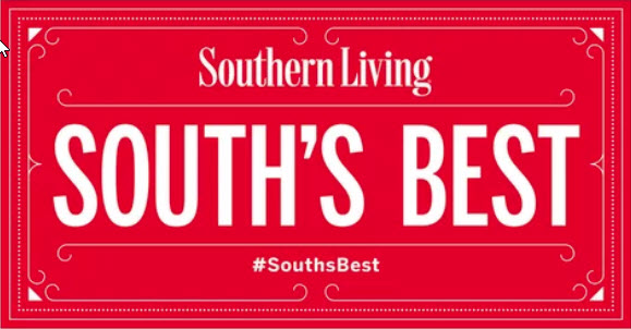 2019 Southern Living's South's Best