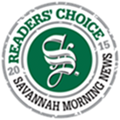 Readers' Choice 2015 Savannah Morning News