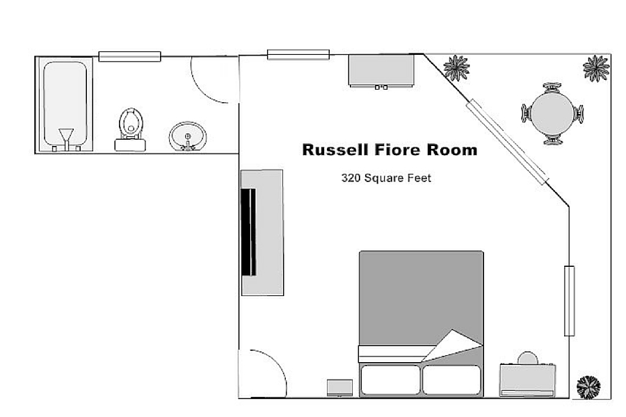 The Russell Fiore Room