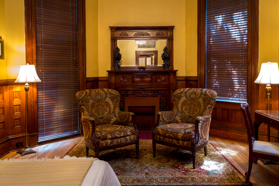 The John Adam Truetlen Room | The Kehoe House Savannah