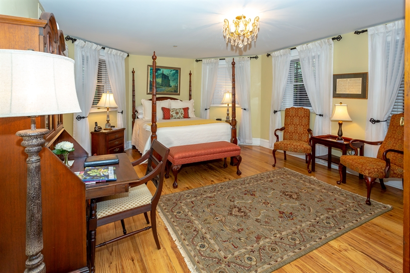 The Pierpont Room | Kehoe House