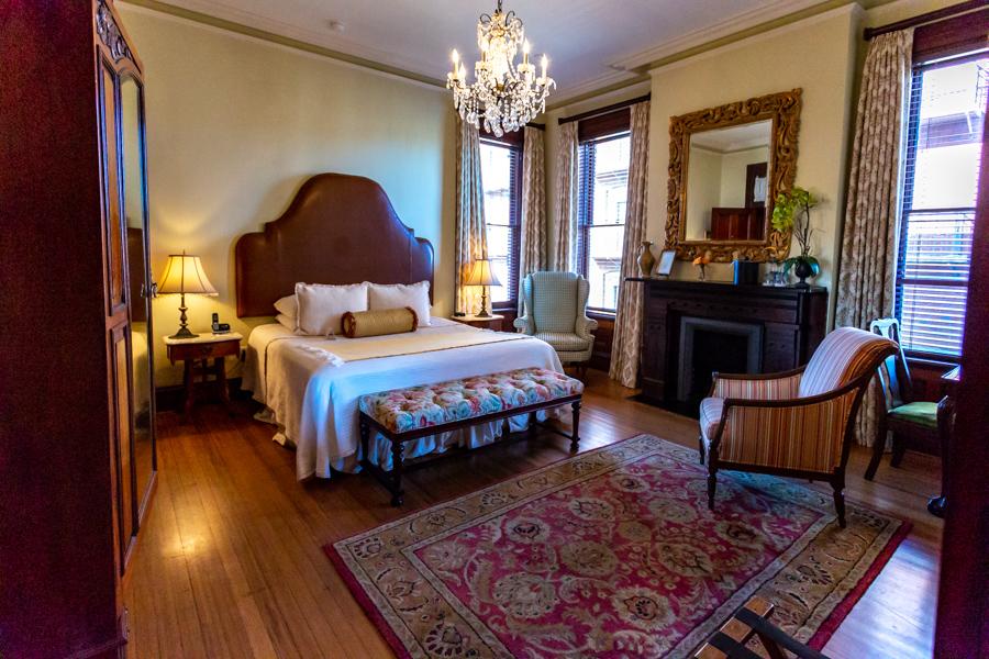 Juliette Gordon Low Room | Kehoe House Savannah