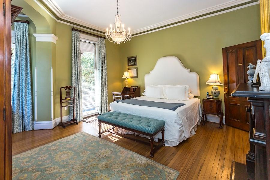 Mercer Room |  The Kehoe House