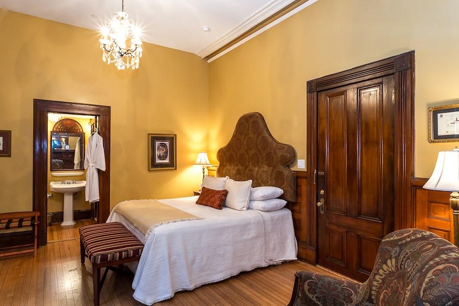The John Adam Truetlen Room | The Kehoe House