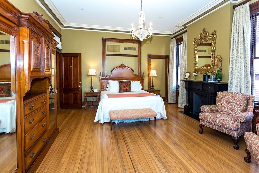 The John Wesley Room | Kehoe House Savannah