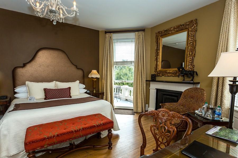 Tomochichi Room | Kehoe House Savannah