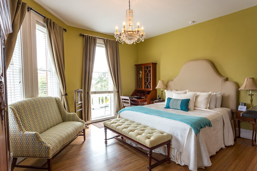 The Russell Fiore Room | Kehoe House Savannah