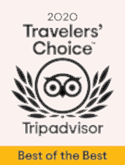 2020 TripAdvisor Travelers' Choice