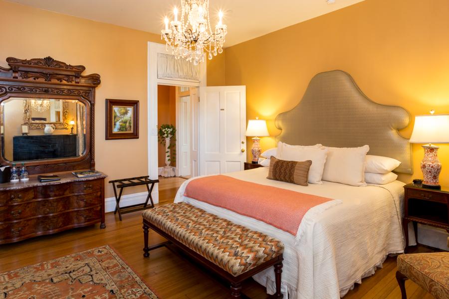 Finch Room | Kehoe House Savannah