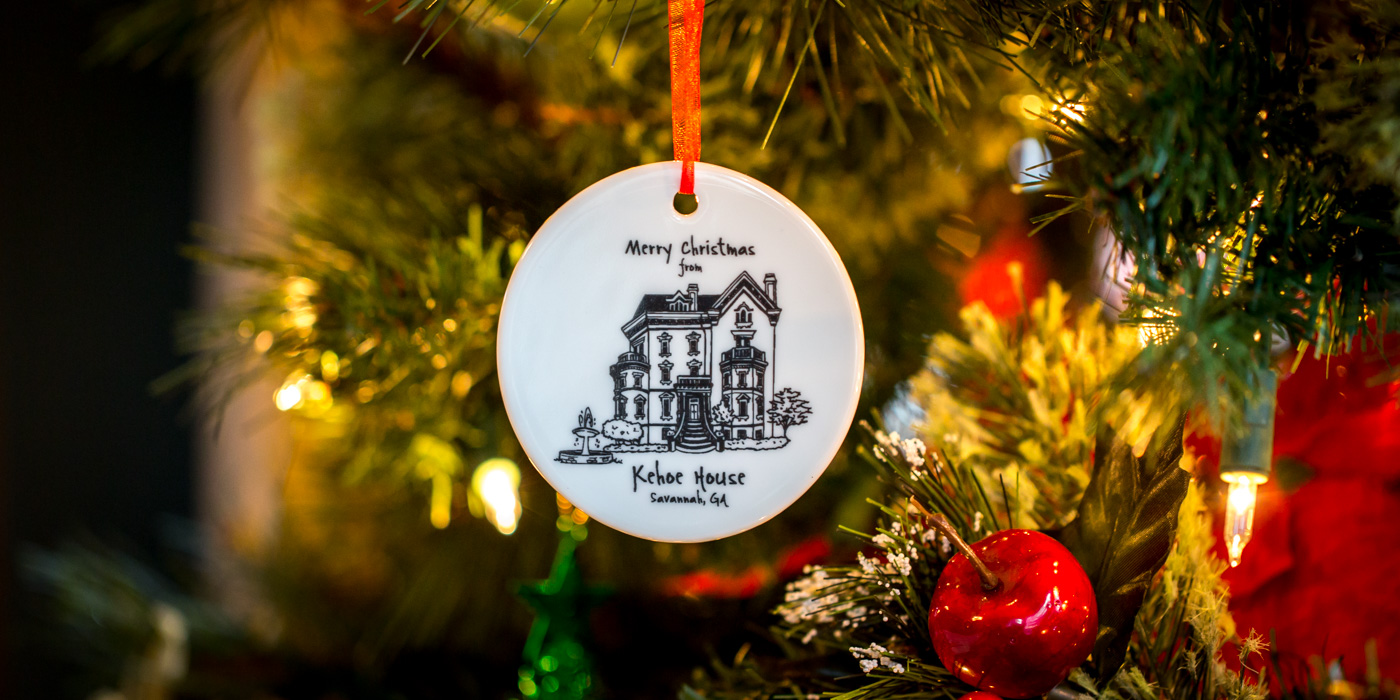 Extra Gifts for Guests at The Kehoe House in Savannah
